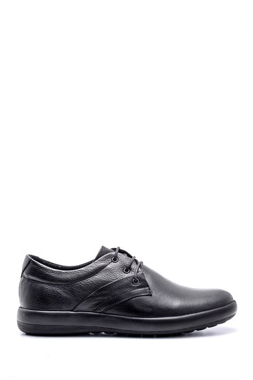 Siyah Erkek Casual Deri Ayakkabı 5638134715