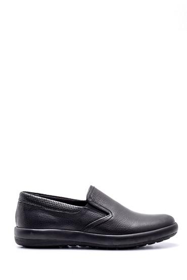 Siyah Erkek Deri Ayakkabı 5638134739