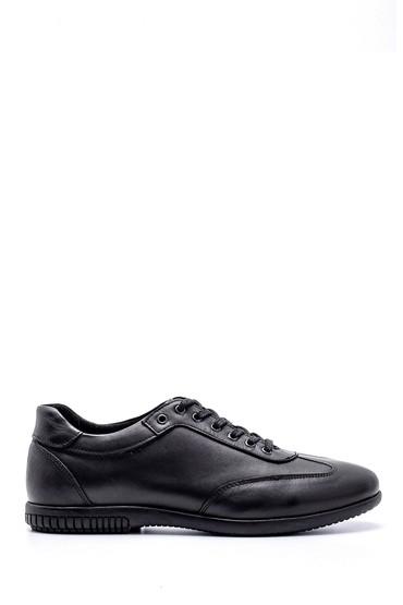 Siyah Erkek Deri Ayakkabı 5638134807