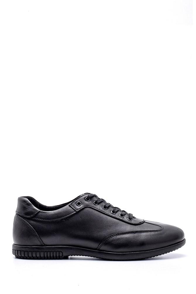 Siyah Erkek Deri Ayakkabı 5638134822