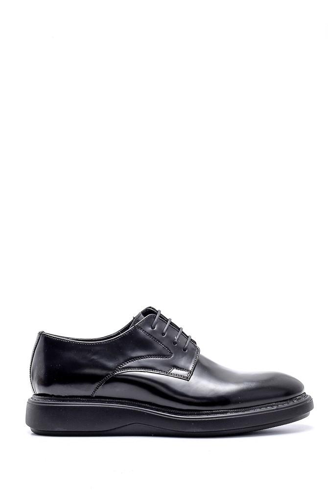 Siyah Erkek Casual Deri Ayakkabı 5638143381