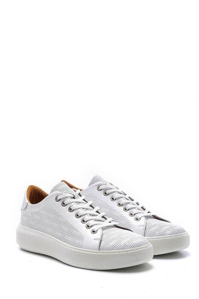 5638148526 Erkek Deri Sneaker