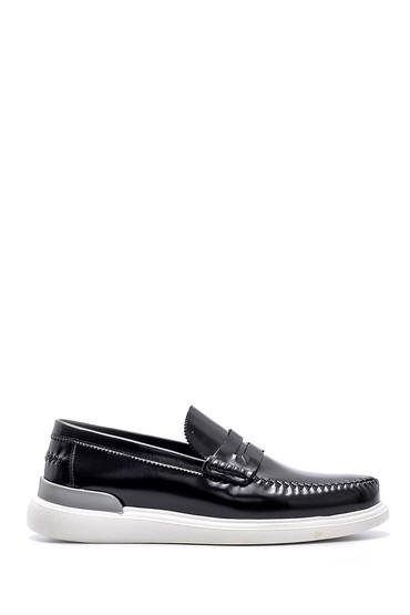 Siyah Erkek Deri Ayakkabı 5638159118