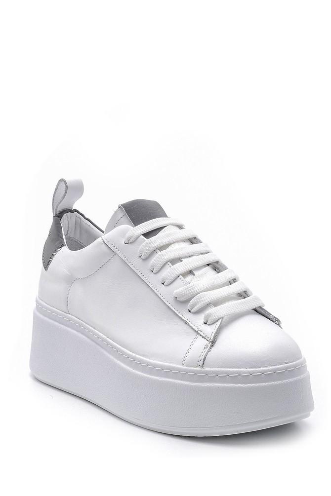 5638167617 Kadın Deri Sneaker