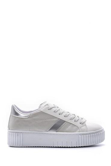 Beyaz Kadın Sneaker 5638121184