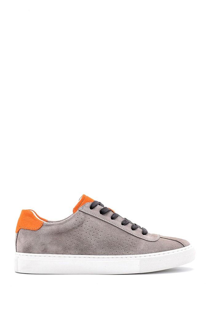 Vizon Erkek Nubuk Deri Sneaker 5638143965