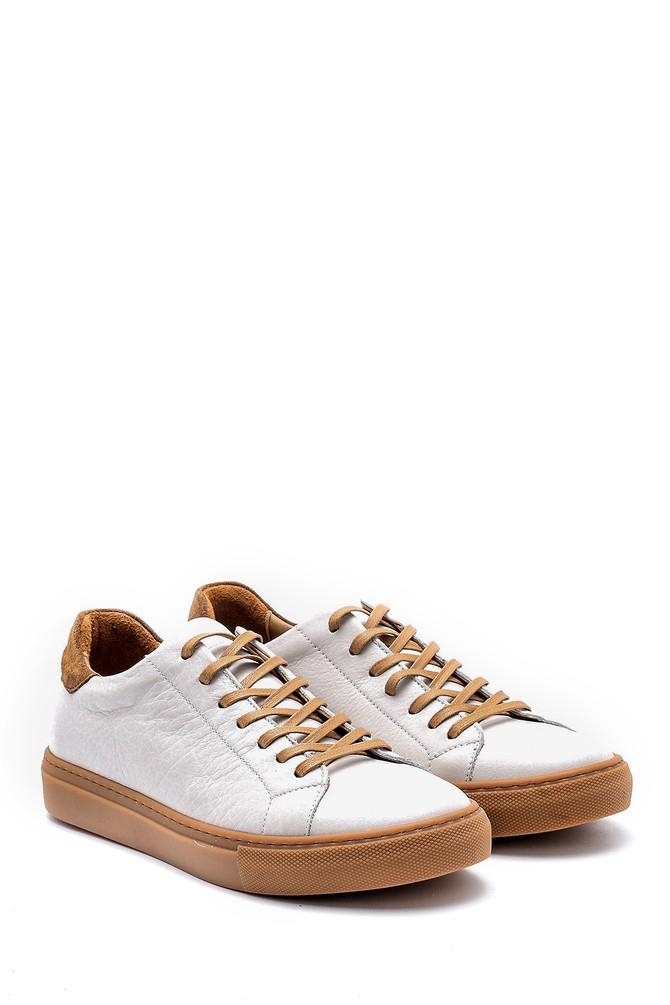 5638144187 Erkek Deri Sneaker