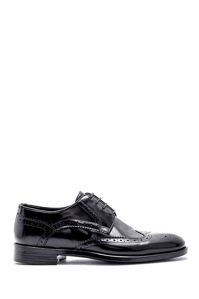 Siyah Erkek Klasik Deri Ayakkabı 5638145987