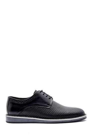 Siyah Erkek Casual Deri Ayakkabı 5638148623