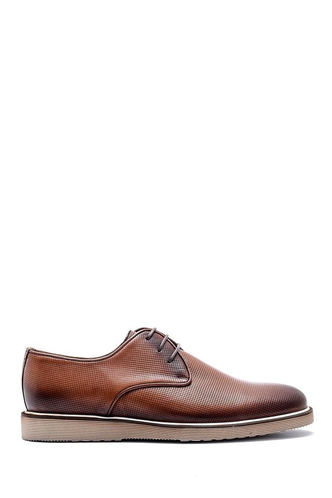 Kahverengi Erkek Deri Ayakkabı 5638149849