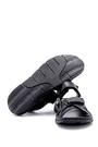 5638160268 Erkek Deri Sandalet