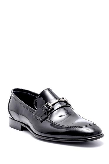 Siyah Erkek Deri Ayakkabı 5638162840