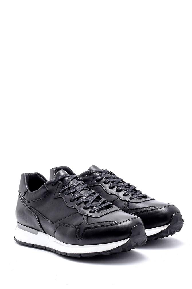 5638144247 Erkek Deri Sneaker