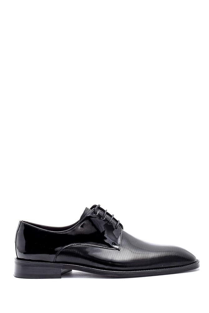 Siyah Erkek Deri Ayakkabı 5638149812