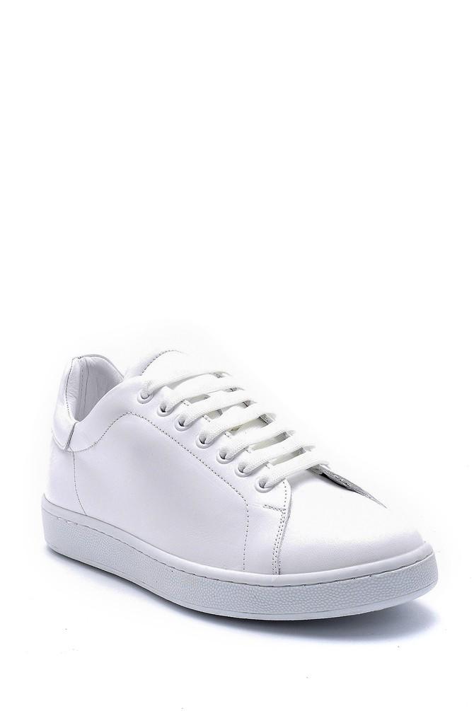 5638167594 Kadın Deri Sneaker