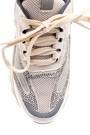 5638175260 Kadın Deri Yüksek Tabanlı Sneaker