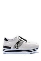 5638121107 Kadın Yüksek Tabanlı Sneaker