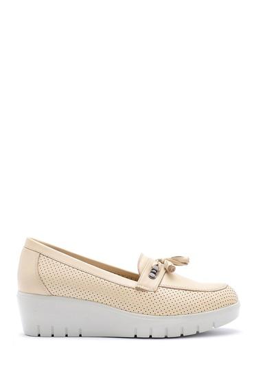 5638152107 Kadın Dolgu Topuklu Ayakkabı