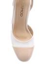 5638155018 Kadın Kalın Topuklu Ayakkabı