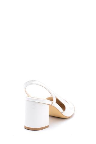 Kadın Kalın Topuklu Ayakkabı