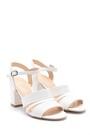 5638155571 Kadın Kalın Topuklu Ayakkabı