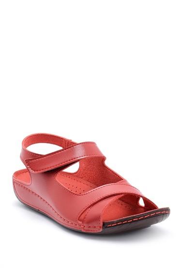 Kırmızı Kadın Sandalet 5638160080