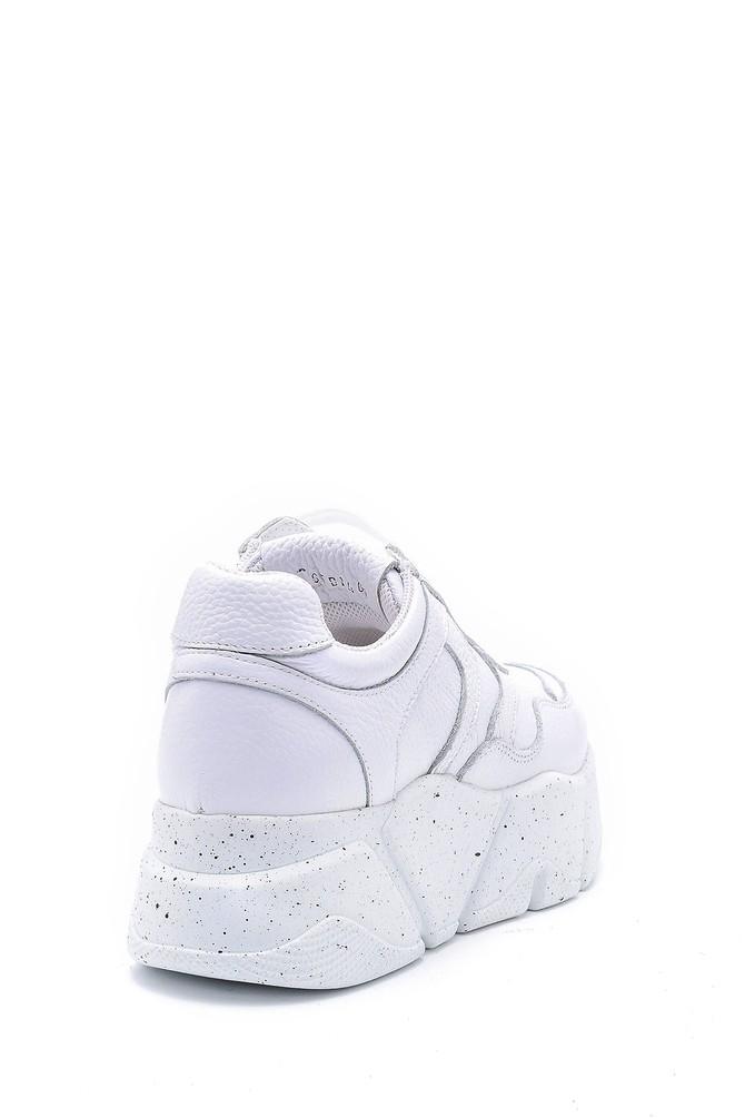 5638148296 Kadın Deri Sneaker