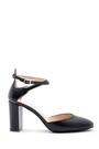 5638163312 Kadın Deri Topuklu Ayakkabı