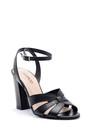 5638173865 Kadın Deri Topuklu Ayakkabı