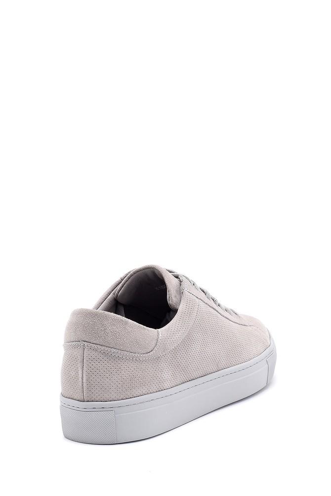 5638124935 Erkek Süet Deri Sneaker