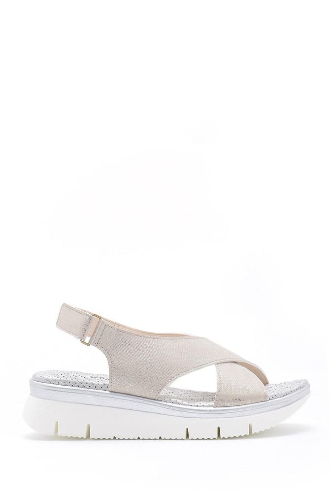 Bej Kadın Sandalet 5638160214