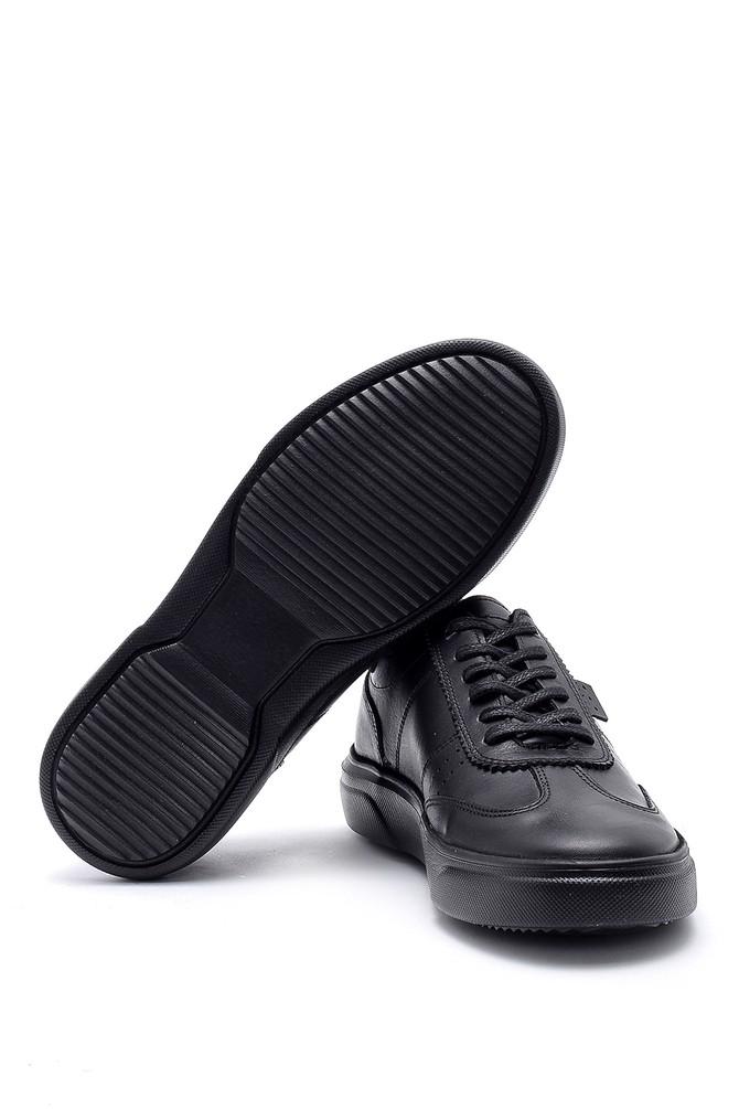 5638135410 Erkek Deri Sneaker