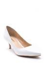 5638163128 Kadın Deri Topuklu Ayakkabı