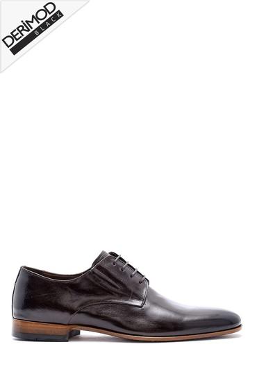 Kahverengi Erkek Deri Klasik Ayakkabı 5638175424