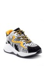5638169166 Kadın Desenli Sneaker