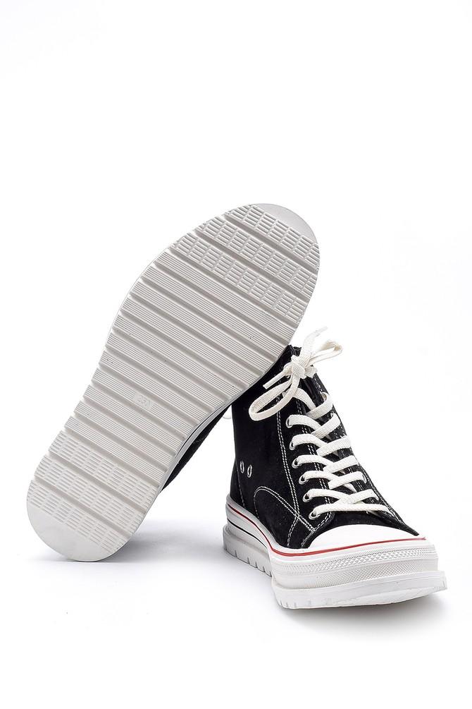 5638175300 Kadın Süet Deri Ayakkabı