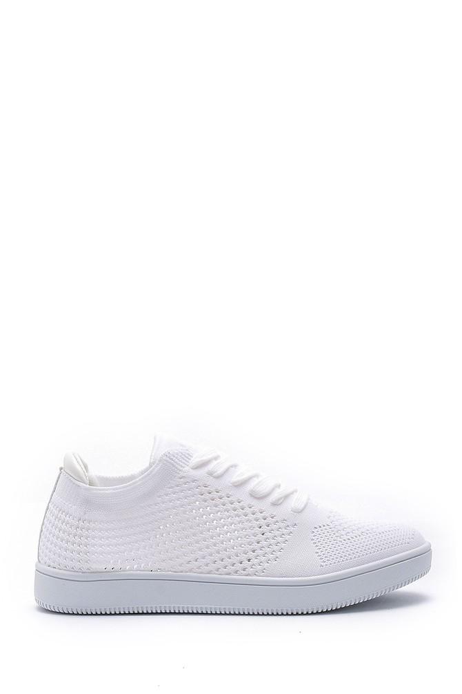 Beyaz Kadın Sneaker 5638123576