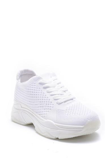 Beyaz Kadın Sneaker 5638123595