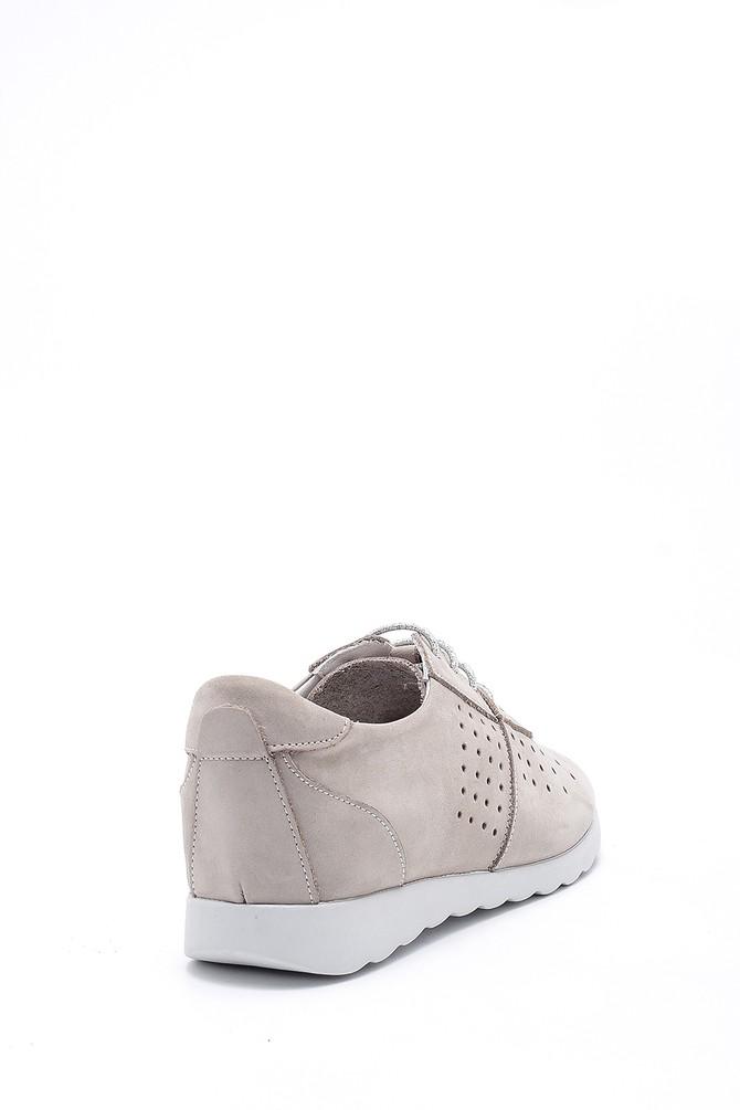 5638152057 Kadın Nubuk Ayakkabı