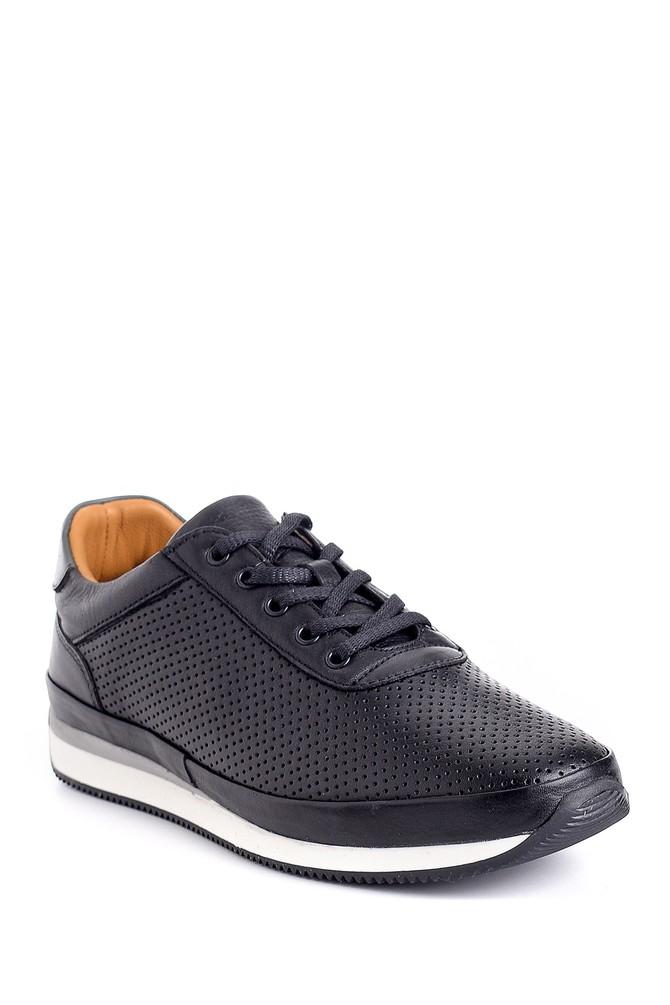 5638147112 Erkek Deri Sneaker