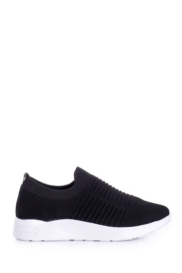 Siyah Erkek Çorap Sneaker 5638125104