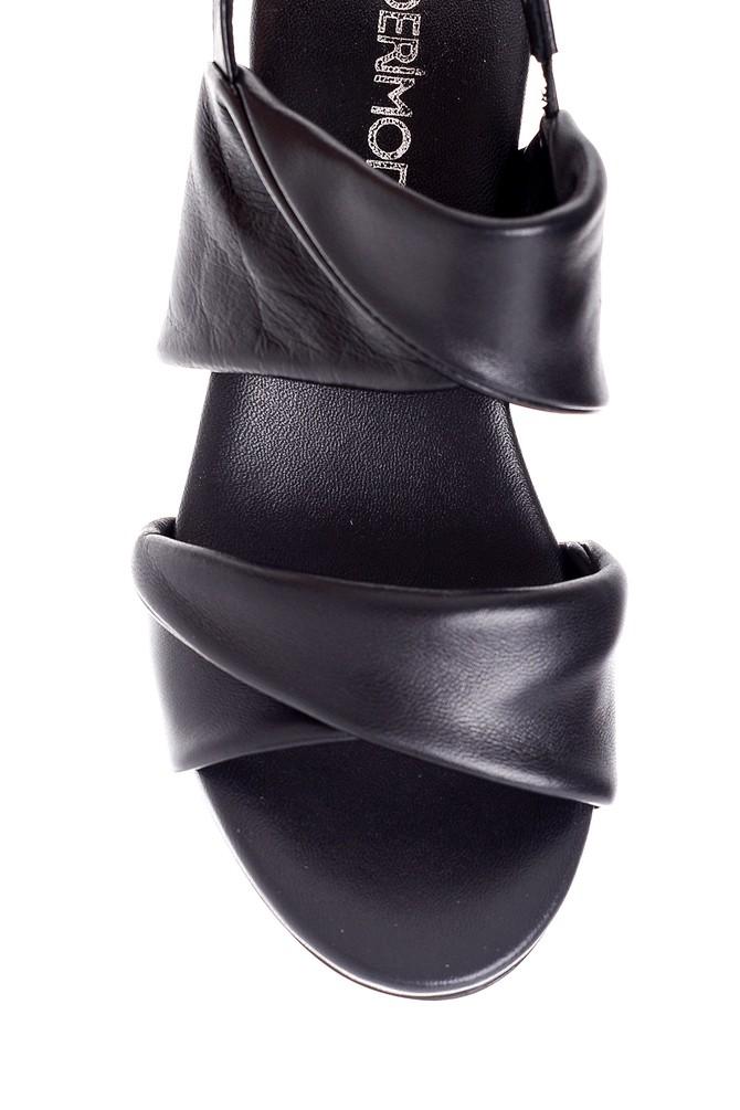 5638154959 Kadın Dolgu Topuklu Sandalet