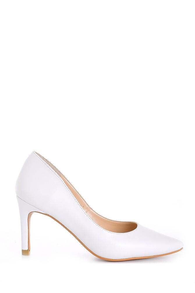 Beyaz Kadın Stilettto 5638163491