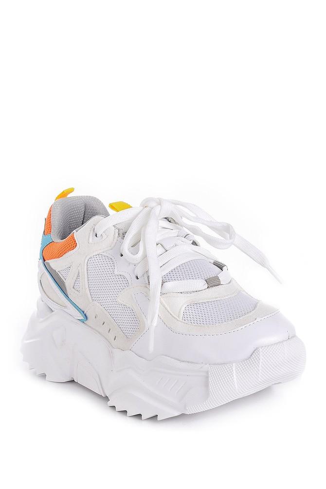 5638175249 Kadın Yüksek Tabanlı Sneaker
