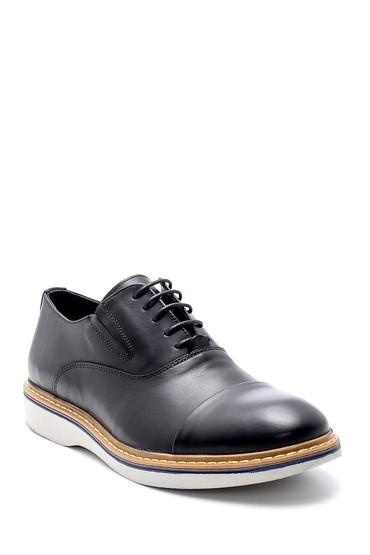 Siyah Erkek Casual Deri Ayakkabı 5638144040