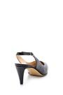 5638144002 Kadın Deri Topuklu Ayakkabı