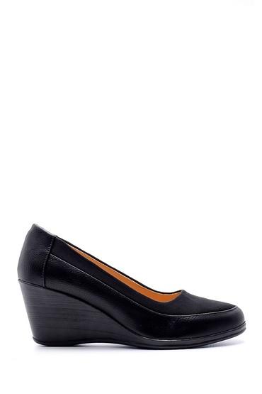 Siyah Kadın Ayakkabı 5638121753