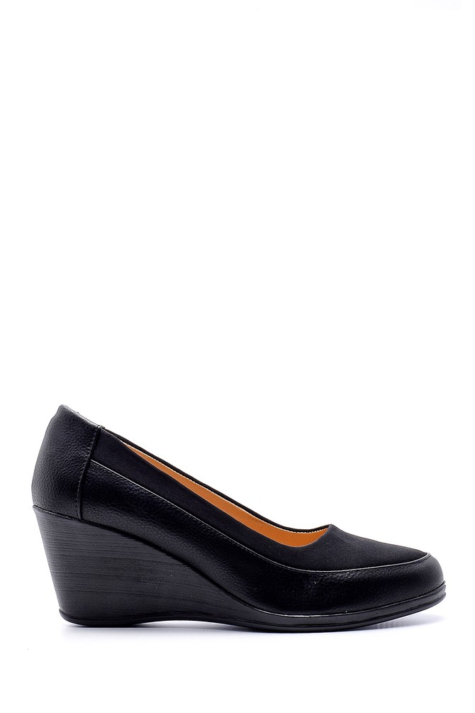 Siyah Kadın Ayakkabı 5638121749