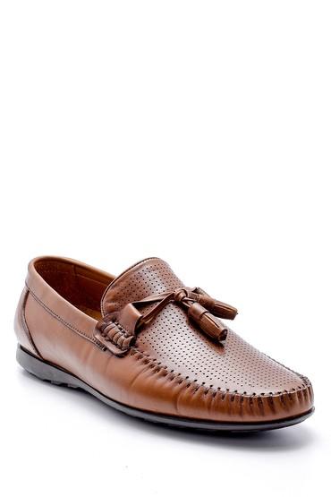 Taba Erkek Deri Loafer 5638124855