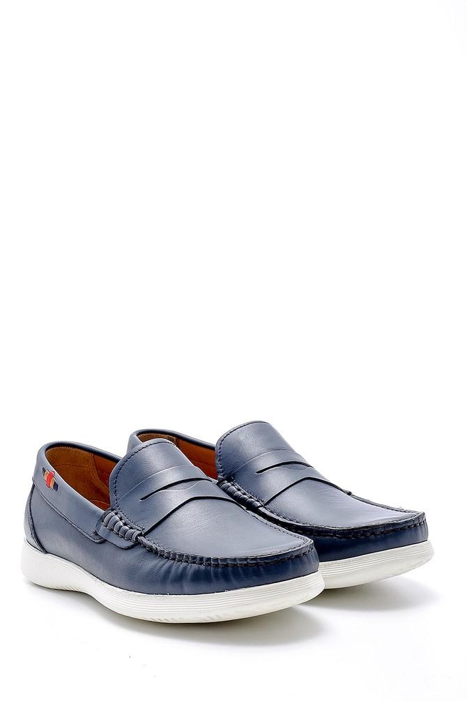 5638127258 Erkek Deri Loafer